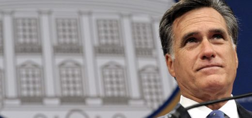 Republican presidential candidate Mitt Romney pictured in Washington, D.C., Dec. 7, 2011.