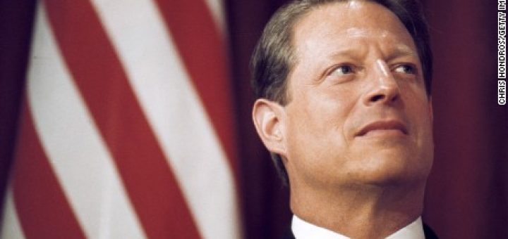Al Gore, June 12, 2000