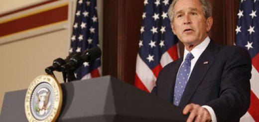 George W. Bush Remarks on Conservation and the Environment.