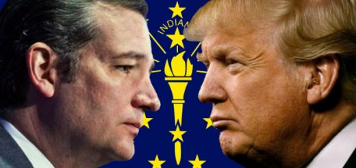 Ted Cruz and Donald Trump prepare for Indiana primary