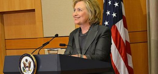 Former Secretary of State Hillary Clinton Delivers Remarks at Groundbreaking Ceremony of the U.S. Diplomacy Center