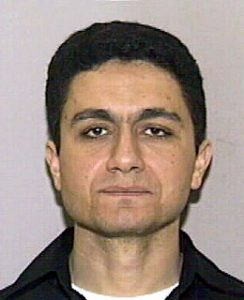 Mohamed Atta al-Sayed, an Egyptian who led the September 11 attacks. This picture was taken off of his Florida driver's license. It appeared on the FBI's website shortly after the attacks.
