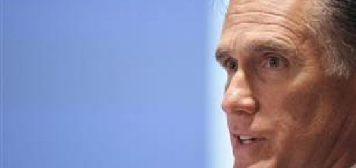 Image: Mitt Romney Delivers Health Care Reform Address at the University of Michigan