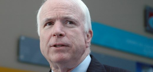 John McCain pictured in 2007.